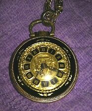 SALE!! ANTIQUE LADIES PENDANT POCKET WATCH SWISS MADE by LUCERNE - AS IS