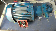 OIL PUMP MOTOR WITHOUT OIL TANK. UNTESTED.