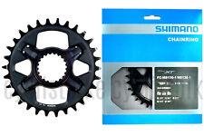 Shimano Xt Fc-M8100/M8130 Chainring 30T Black