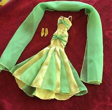Robe barbie de collection citrus