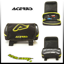 ACERBIS REAR FENDER TOOLBAG BORSA PORTA ATTREZZI PARAFANGO POST. NERO GIALLO