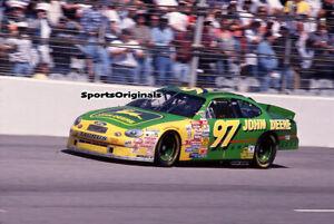CHAD LITTLE - NASCAR- ATLANTA- 1998  - Original 35mm Color Slide
