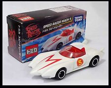 TOMICA SPEED RACER MACH 5 TOMY New Diecast Car