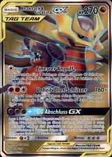 Pokemon - 228/236 - Knakrack & Giratina GX - Bund der Gleichgesinnten