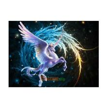 Pegasus 5D Diamond DIY Painting Cross Stitch Kit Craft Home Decor Art