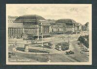 AK - Ansichtskarte - Leipzig Hauptbahnhof - um 1912