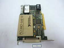 National Instrument PCI-MIO-16XE-10 183742F-01 High-resolution multifunction