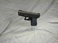 """Display Stand, Pistol, Acrylic All Glock Models  9mm & 40mm  Clear - """"ICE"""""""