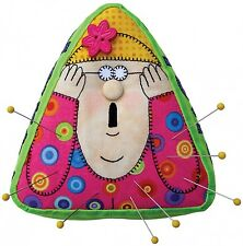 Ms. Pinny Cush ~  pincushion sewing pattern by Amy Bradley