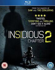 Insidious - Chapter 2 [Blu-ray] [DVD][Region 2]