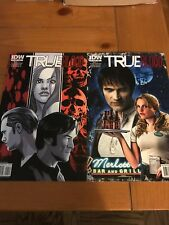 True Blood #4 Covers A & B (2010) IDW