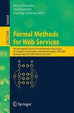 Formal Methods for Web Services : 9th International School on Formal Methods...