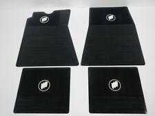 62 63 64 65 66 Buick Riviera LeSabre Invicta Wildcat Electra Floor Mat Set Black