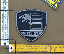 "Ricamata / Embroidered Patch Jurassic Park ""ACU Nublar"" with VELCRO® brand hook"