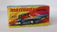 Repro Box Matchbox Superfast Nr.37 Soopa Coopa