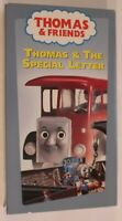 Thomas and Friends VHS Tape Thomas & the Special Letter Children's Video