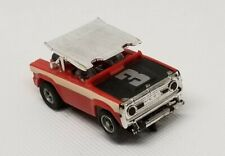 Red Afx  slot cars 1970-now Baja