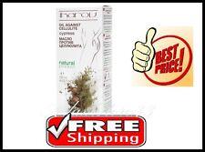 100% PURE Massage Body Oil Cypress Anti Cellulite treatment SLIMMING FAT BURNING