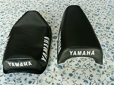 Yamaha YZ50G 1980 YZ60H 1981 Seat Cover Black short nose  (Y23 -n4)