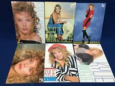 Kylie Minogue Japan Promo 6 of Post Card Alfa Records 1989 PWL Promotional