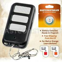 For LiftMaster 971LM Button Car Garage Door Opener Remote 390MHz Keychain