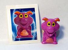 Disney wikkeez figuras // nº 5-figment + sticker // Rewe