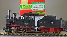 LGB 2015 D Dampflokomotive BR 99 Insterburg aus Sammlung mit OVP