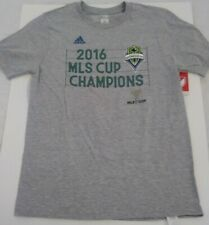 Seattle Sounders 2016 MLS Cup t-shirt: Youth XL (new)