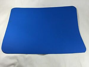 """Clay Rolling Mat, Clay Rolling Pad, Rubber Surfaced, 15"""" X 20"""" NO Texture!"""