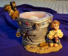 Yesterday'S Child Boyds Collection Candle Holder