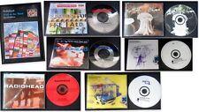 RADIOHEAD - lot de 7 MAXI CD SINGLE DIFFÉRENTS