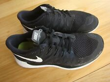Nike Free 5.0 Women's Black Runners Size 8.5 US, 6 UK & 40 EUR