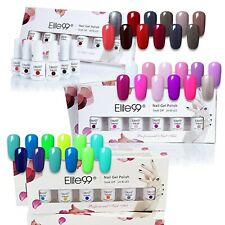 Smalto/GEL Unghie Elite99 nail-Kit Box regalo 6pz Gift Set UV Semipermanente 8ml