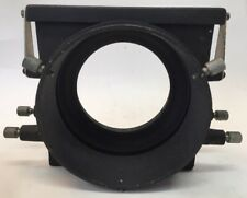 Vintage Theater Stage Spot Lamp/Camera Cast Iron-Light Filter Bracket -Steampunk