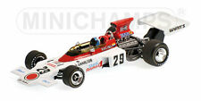 Minichamps F1 Lotus Ford 72 Dave Charlton 1/43 British GP 1972