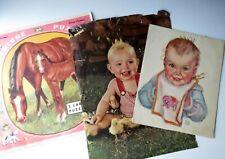 Lot Ephemera Altered Art Scrapbooking Collage Music Children Babies Dogs 2.5 lbs