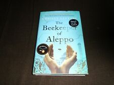 Christy Lefteri signed The Beekeeper of Aleppo