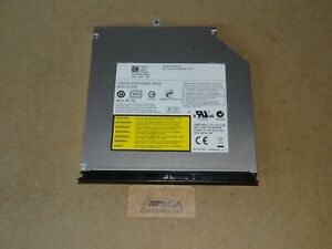 Dell Latitude E5410 Laptop CD-RW / DVD+RW Drive. Model: DS-8A4S. SATA