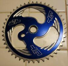 GT OVERDRIVE BMX 44T SPROCKET BLUE NICE ELF PRO TUF SKYWAY HUTCH CW GHP SE HARO