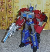 Transformers Prime First Edition OPTIMUS PRIME Complete Deluxe