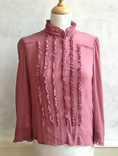 French Connection Party Semi Fitted Waist Length Women's Tops & Shirts