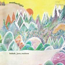 Bobak, Jons, Malone(CD Album)Motherlight-Morgan Blue Town-MBTCD009-EU-2-New