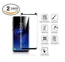Panzer Glas Folie 3d für Samsung Galaxy S8 Full Display Schutz Glas Curved