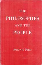 The Philosophes And The People(Hardback Book)Harry C. Payne-Yale Uni-VG