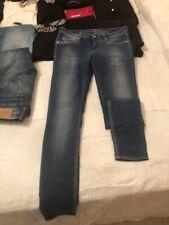 Jeans Donna Denim Gas Nuovo Mai Utilizzato Originale T 28