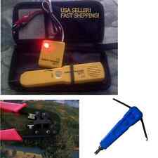 Tuff Jacks Installation Tool Package C - Toner + Punch Tool + Ratchet Crimper