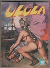 ULULA N.1 LA LUPA MANNARA edifumetto 1981 giovanni romanini