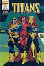 BD--TITANS N° 186--STAN LEE--SEMIC / JUILLET 1994