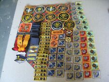 Cub Scout,lot of over 100 items,Aol,Bear,Wolf,Leade rship,Weblo,Tiger Cub,Bobcat.