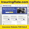 InsuringRate.com - Earn $10 Per Lead - Insurance Lead Affiliate Website & Domain